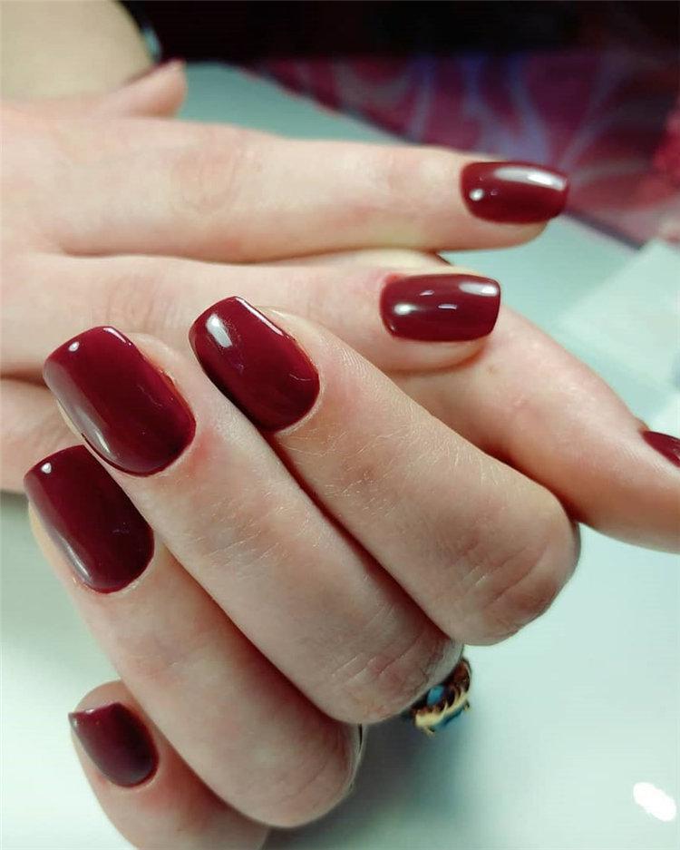 50 идей дизайна ногтей гель-лаком | 50
