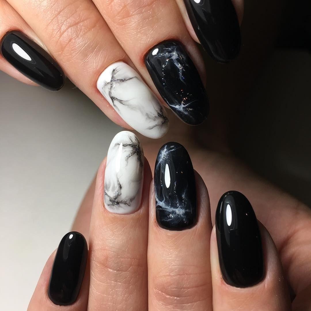 39 обворожительных идей дизайна ногтей на предстоящую весну | 6