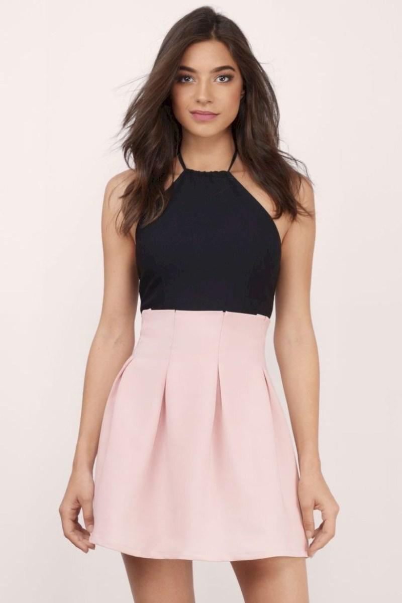 37 весенних образов с модными юбками которые вы должны попробовать | 6