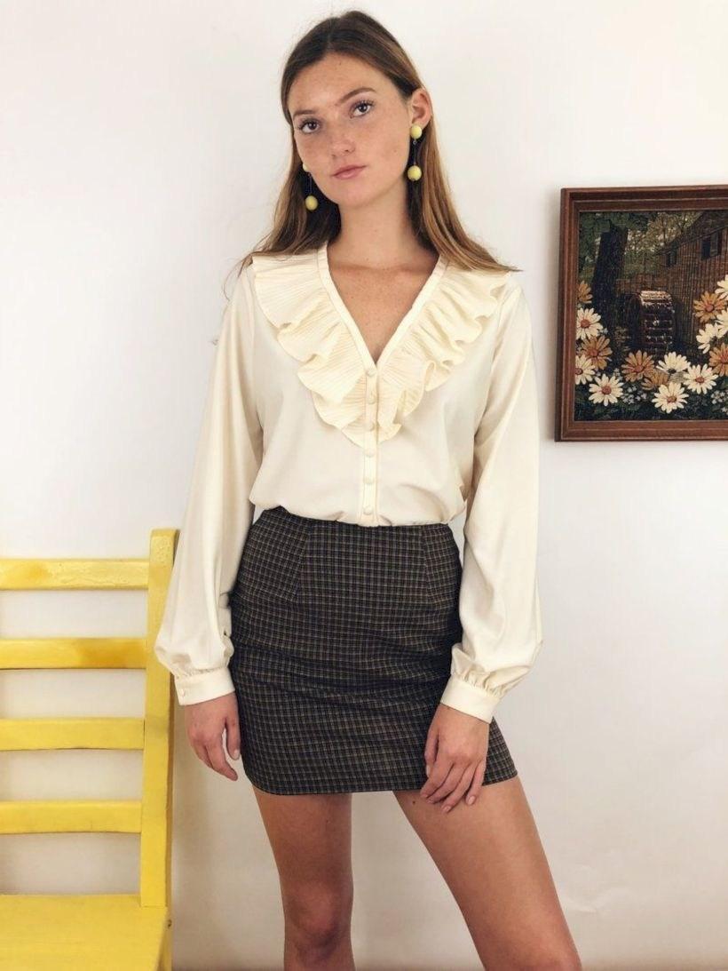 37 весенних образов с модными юбками которые вы должны попробовать | 7