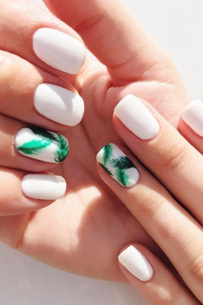 39 обворожительных идей дизайна ногтей на предстоящую весну | 8