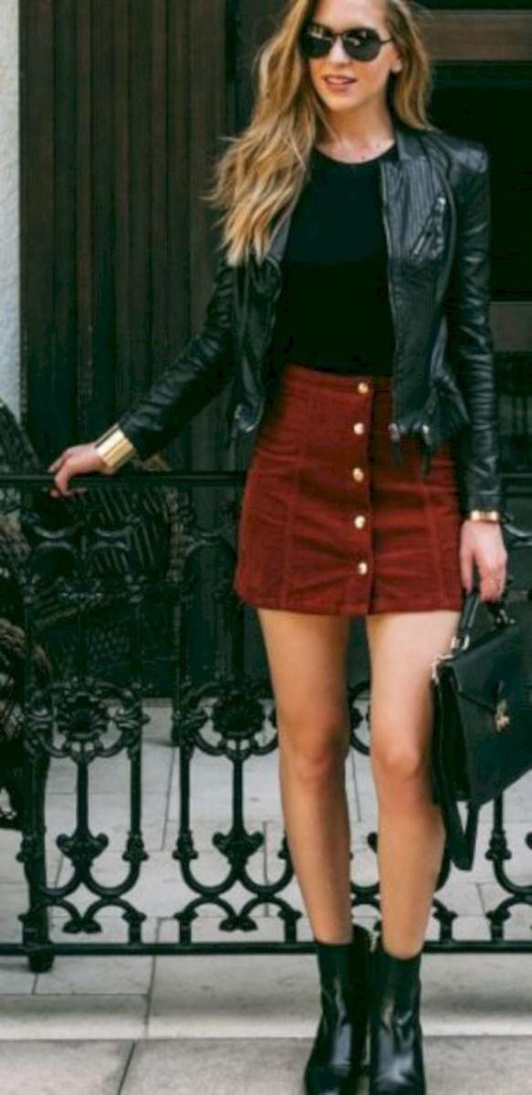 37 весенних образов с модными юбками которые вы должны попробовать | 9
