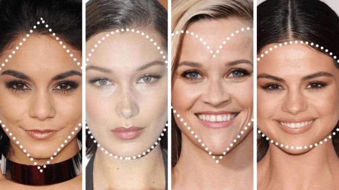 Как подобрать прическу по форме лица