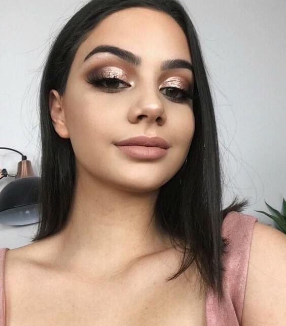 18 идей макияжа для выпускного | 11