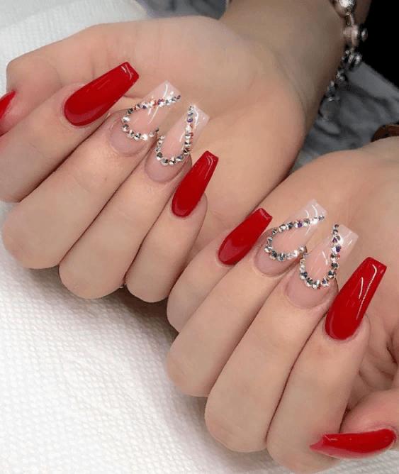 Невероятно красивые идеи летнего маникюра 2019 на ногти-пуанты | 14