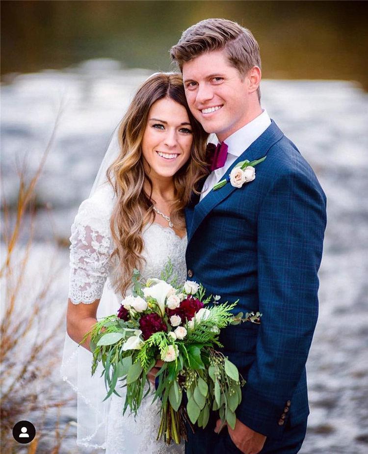 70+ свадебных причесок 2019 | 30