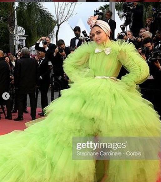 Я у мамы принцесса: самые невероятные наряды на Каннском фестивале 2019 | 11