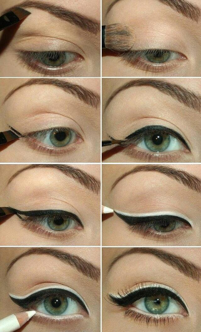 Идеи макияжа для зеленых глаз - 12