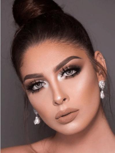 Повседневный макияж для начинающих, который сделает вас невероятно красивой | 12