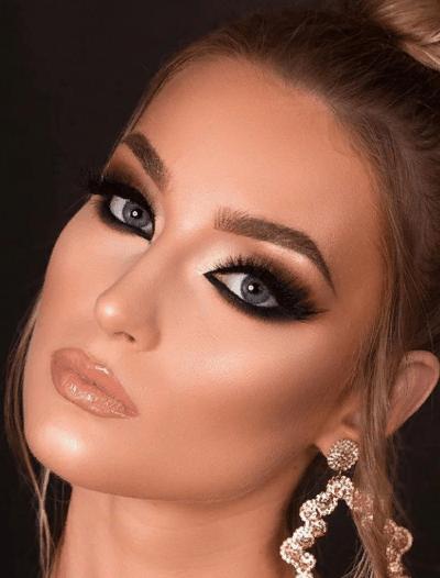 Повседневный макияж для начинающих, который сделает вас невероятно красивой | 17