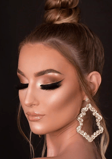 Повседневный макияж для начинающих, который сделает вас невероятно красивой | 18
