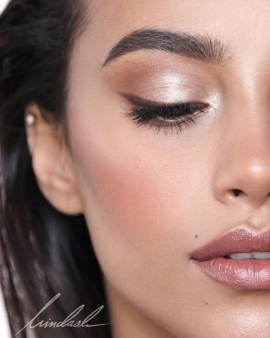 Натуральный макияж для наступающего лета 12 лучших идей image2