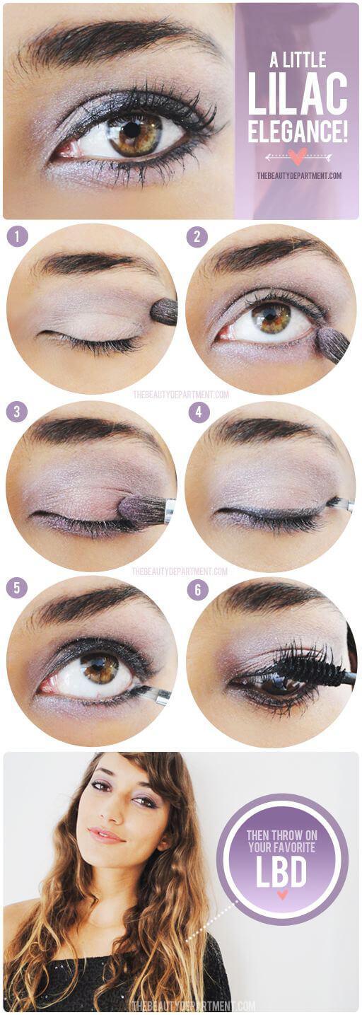 Идеи макияжа для зеленых глаз - 03