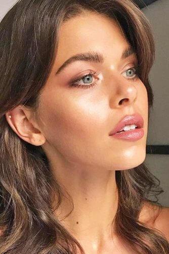 Натуральный макияж для наступающего лета 12 лучших идей image5