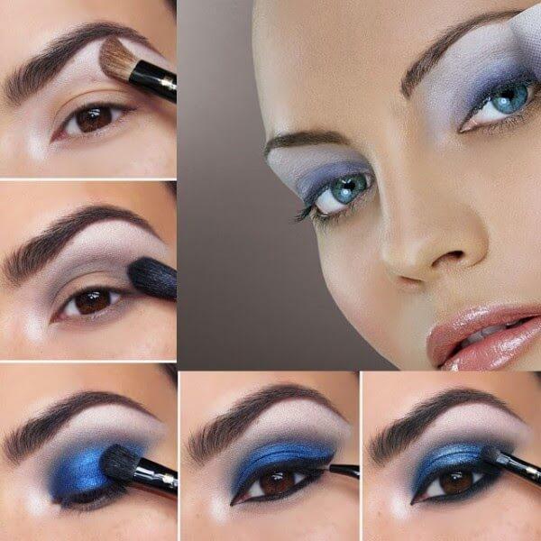 Идеи макияжа для зеленых глаз - 07