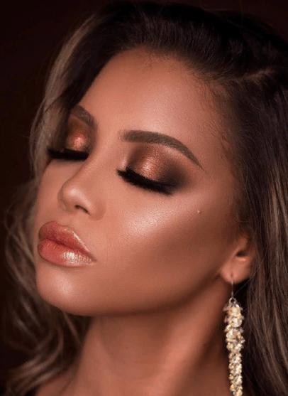 Повседневный макияж для начинающих, который сделает вас невероятно красивой | 7