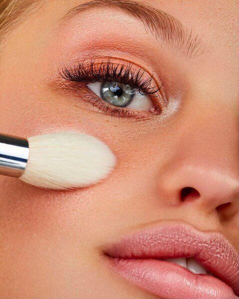 Натуральный макияж для наступающего лета 12 лучших идей image9