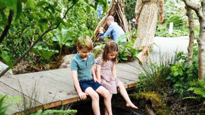Самые трогательные семейные фото принца Уильяма и Кейт Миддлтон
