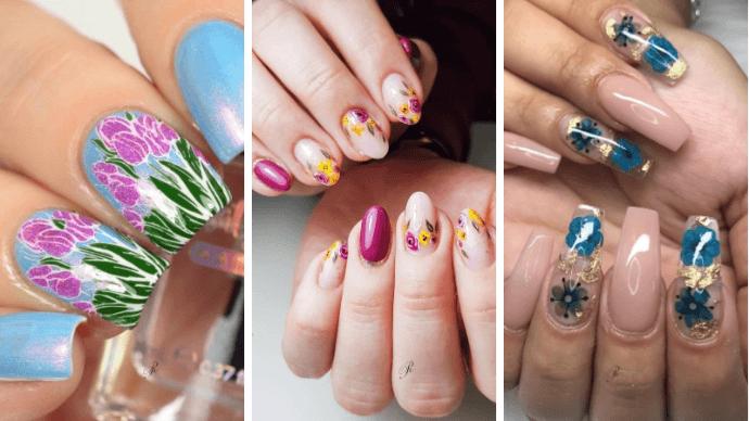 весенний маникюр 2019 фото ногти