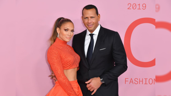 Дженнифер Лопес и Алекс Родригес превратили вручение наград CFDA в стильное свидание