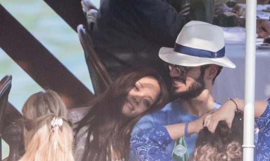 Рианна и Хассан Джамиль, её бойфренд, наслаждаются отдыхом в Италии | 1