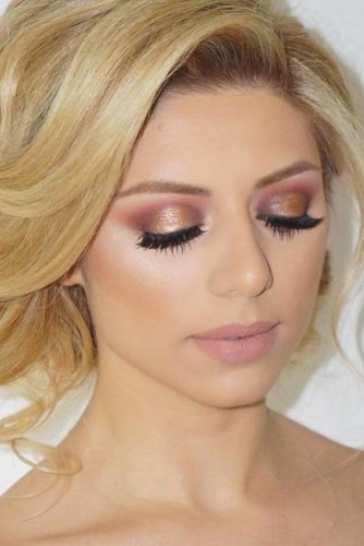Свадебный макияж, который сделает вас сказочной принцессой - image27