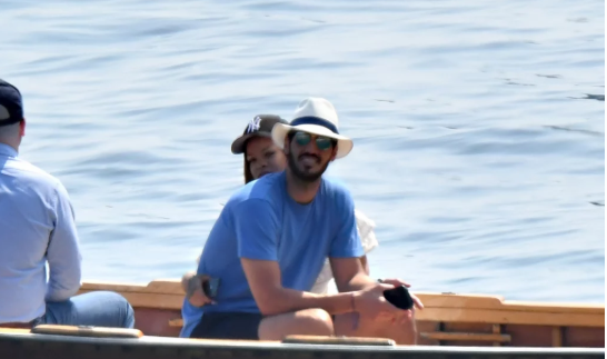 Рианна и Хассан Джамиль, её бойфренд, наслаждаются отдыхом в Италии | 3