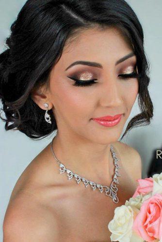 Свадебный макияж, который сделает вас сказочной принцессой - image34