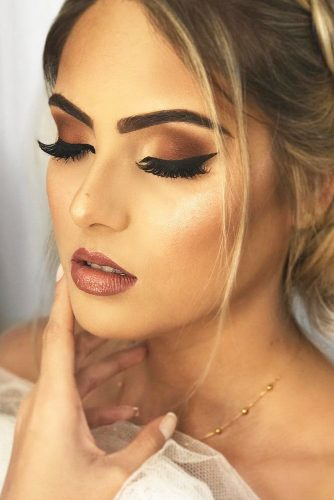 Свадебный макияж, который сделает вас сказочной принцессой - image35