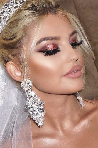 Свадебный макияж, который сделает вас сказочной принцессой - image36