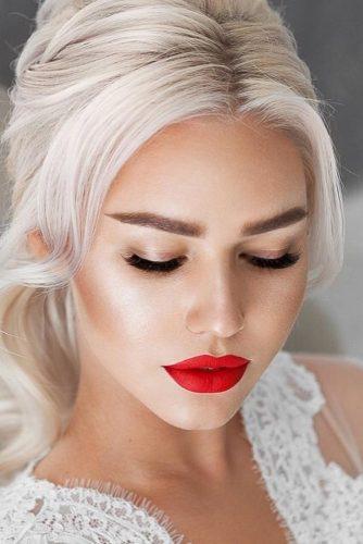 Свадебный макияж, который сделает вас сказочной принцессой - image39