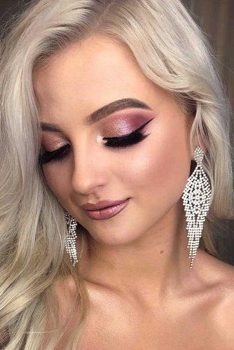 Свадебный макияж, который сделает вас сказочной принцессой - image41