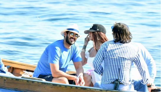 Рианна и Хассан Джамиль, её бойфренд, наслаждаются отдыхом в Италии | 5