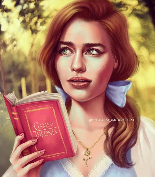 Украинская художница представила знаменитостей в роли диснеевских принцесс - image6