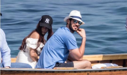 Рианна и Хассан Джамиль, её бойфренд, наслаждаются отдыхом в Италии | 7
