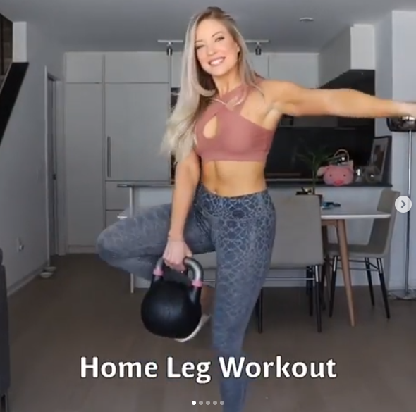Бросьте вызов вашим ягодицам: 4 пятиминутных упражнения 01