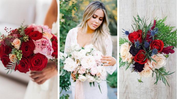 Свадебные букеты для самых красивых невест: модные тенденции 2019