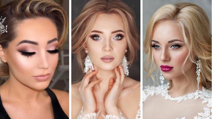 Свадебный макияж, который сделает вас сказочной принцессой
