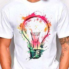 Сублимационная печать на футболках | 1