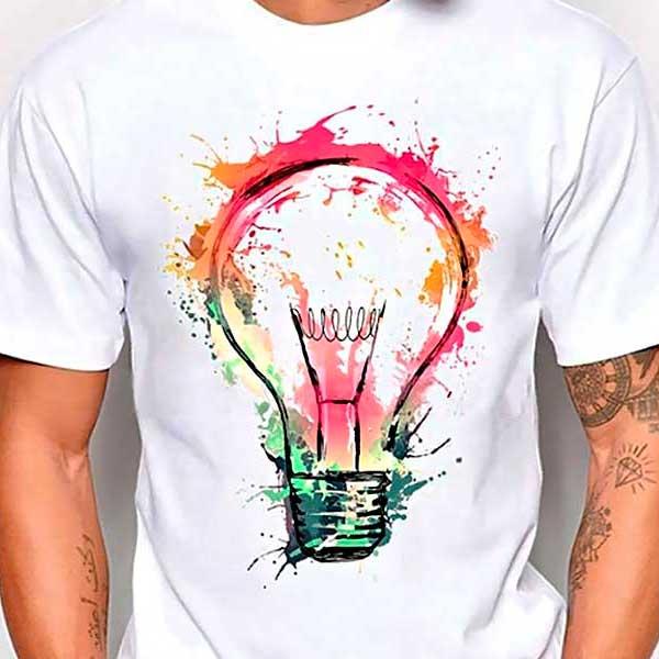 Сублимационная печать на футболках | 19