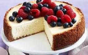 Чизкейк - вкусный и ароматный десерт | 1