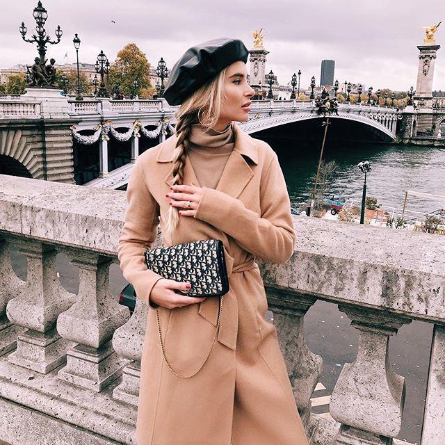 Как создать элегантный французский гардероб | 1